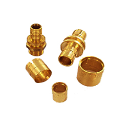 Machined Brass Components